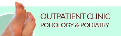 Podology and podiatry