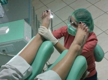Pielęgnacja i leczenie stóp