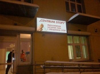 Przychodnia Centrum Stopy w Warszawie