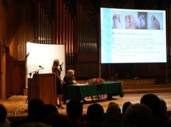 Lecture by Agnieszka Głuszczak on Podology
