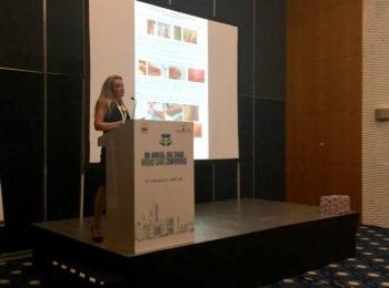 Abu Dhabi, IX Konferencja leczenia ran, wykład